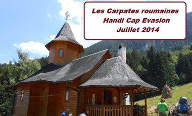 Project visual Handi Cap Evasion : pas de handicap dans les Carpates