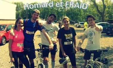 Project visual Homard et fRAID