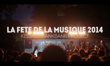 Visuel du projet Fête de la musique 2014 - Quai du Wault, Lille