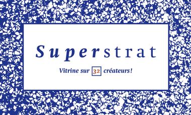 Visueel van project Superstrat