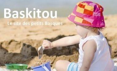 Visueel van project Baskitou, le site des petits Basques