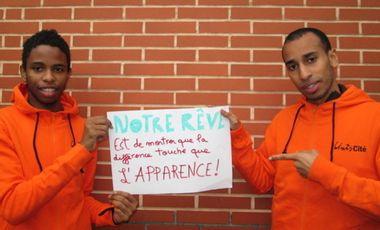 Visuel du projet Jeunesse Sans Frontières