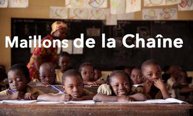Project visual Maillons de la Chaîne