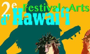 Project visual Festival des Arts d'Hawai'i