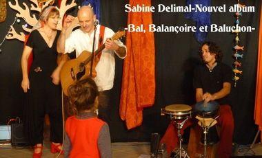 Project visual Bal, Balançoire et Baluchon
