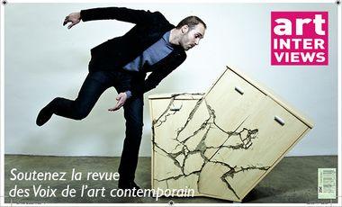 Visueel van project Art Interviews, Les voix de l'art contemporain