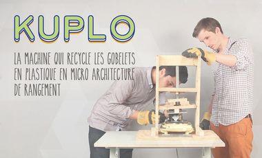 Visueel van project Kuplo