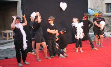 Visueel van project Cabaret Roulotte