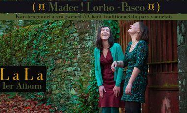 Visuel du projet (¤ Madec ¦ Lorho -Pasco ¤) - 1er Album