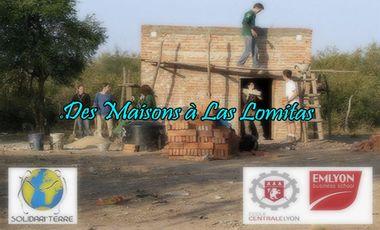 Visueel van project Des maisons à Las Lomitas