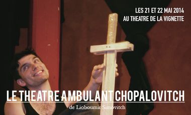 Visueel van project Le Théâtre ambulant Chopalovitch