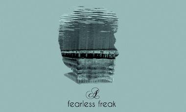 Visuel du projet a fearless freak - premier EP