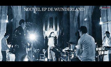 Visuel du projet New recording  WUNDERLAND* (France/Autriche)