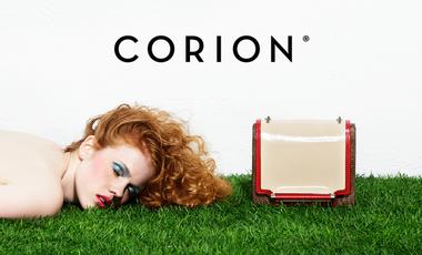 Project visual CORION : Maison Française de maroquinerie de luxe