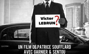 """Visuel du projet """"Victor Lebrun ?"""""""