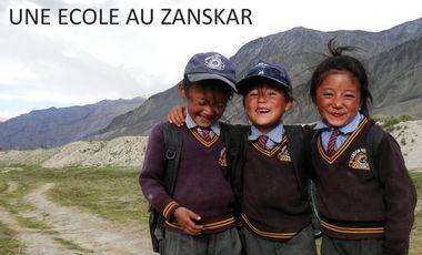 Visuel du projet Une école au Zanskar, royaume des lumières...