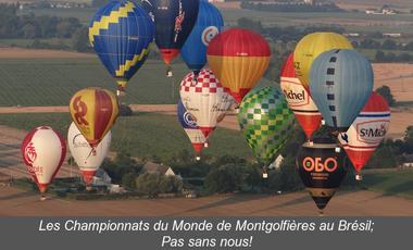 Visueel van project Championnat du monde de montgolfière au Brésil