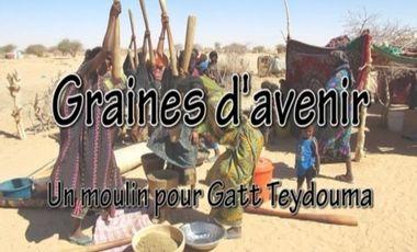 Project visual Graines d'avenir : un moulin pour Gatt Teydouma
