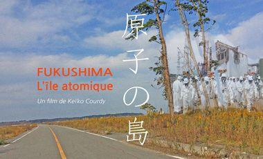 Visueel van project Fukushima, L'île atomique