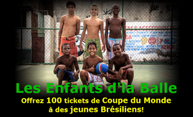 Visueel van project Les Enfants d'la Balle