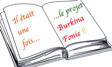 Project visual Burkina Fonie