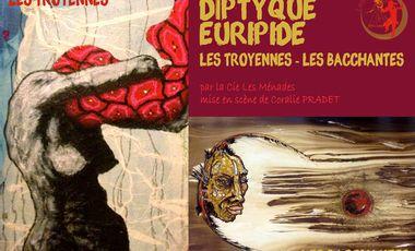 Project visual les troyennes d'après Euripide
