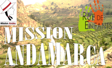 Project visual Mission Andamarca 2014