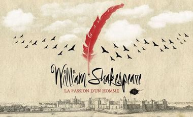 Project visual William Shakespeare : Le musical