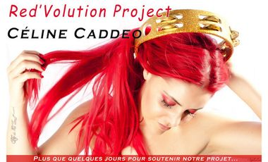 Visuel du projet Céline Caddeo - Red'Volution Project - Mix/Mastering +1 Clip