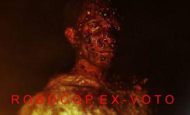Visueel van project ROBOCOP EX-VOTO