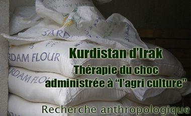 Visueel van project Kurdistan d'Irak, Thérapie du choc administrée à l'agri culture