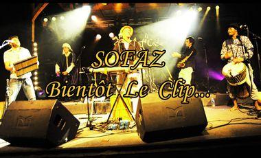 Visueel van project SOFAZ - 1er CLIP