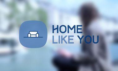 Project visual HomeLikeYou.com