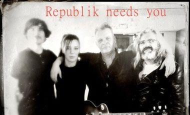 Visueel van project l'album Republik needs you