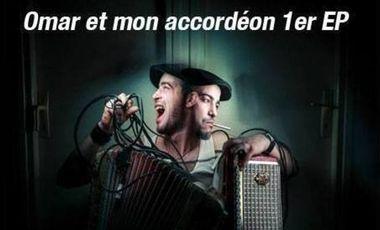 Project visual Omar et mon Accordéon (Album)