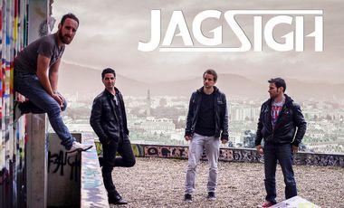 Project visual JagSigh - 1er EP / Pop-Rock