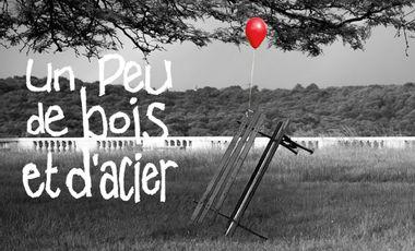Project visual Un Peu de Bois et D'acier