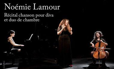 Project visual Noémie Lamour
