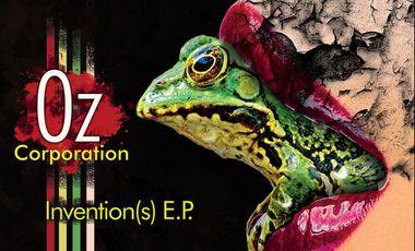 Visueel van project Oz Corporation - Nouvel E.P.