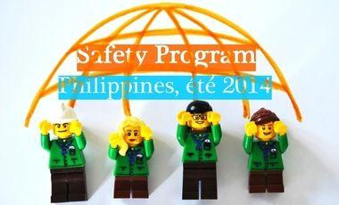 Project visual Safety Program, Philippines, été 2014