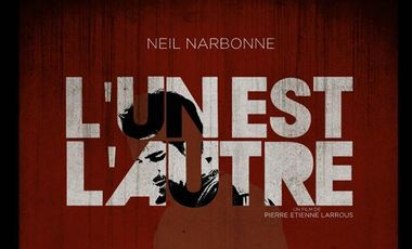 """Visueel van project Promotion de mon film """"L'un est l'autre"""""""