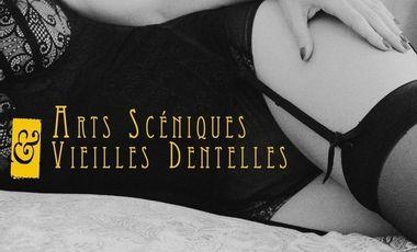 Project visual Arts Scéniques & Vieilles Dentelles, 2ème édition.