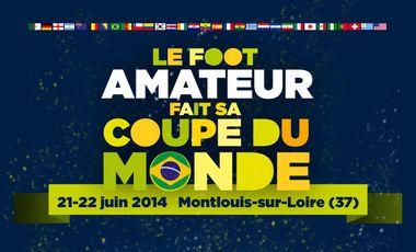 Project visual Le foot amateur fait sa Coupe du Monde
