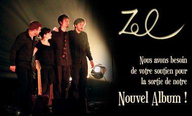 Visueel van project Zel - Le nouvel album !