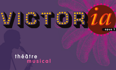 Project visual VICTOR'ia (opus 1), théâtre musical