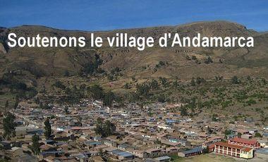 Project visual Soutenir le village d'Andamarca
