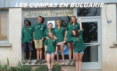 Visuel du projet Les compas en Bulgarie