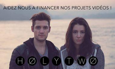Visuel du projet Holy Two - Aidez nous à financer nos projets vidéos !