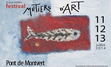 Visueel van project Festival des métiers d'art en Cévennes, à la rencontre de créateurs d'art