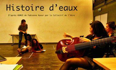 Visueel van project Histoire d'Eaux